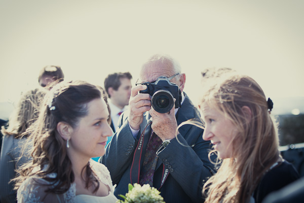 Would You Ban Your Wedding Guests From Taking Photos?