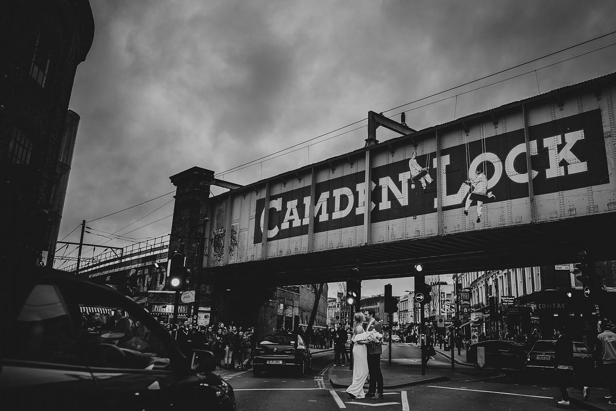 Emma & Tom / Hampstead Heath and Camden Town