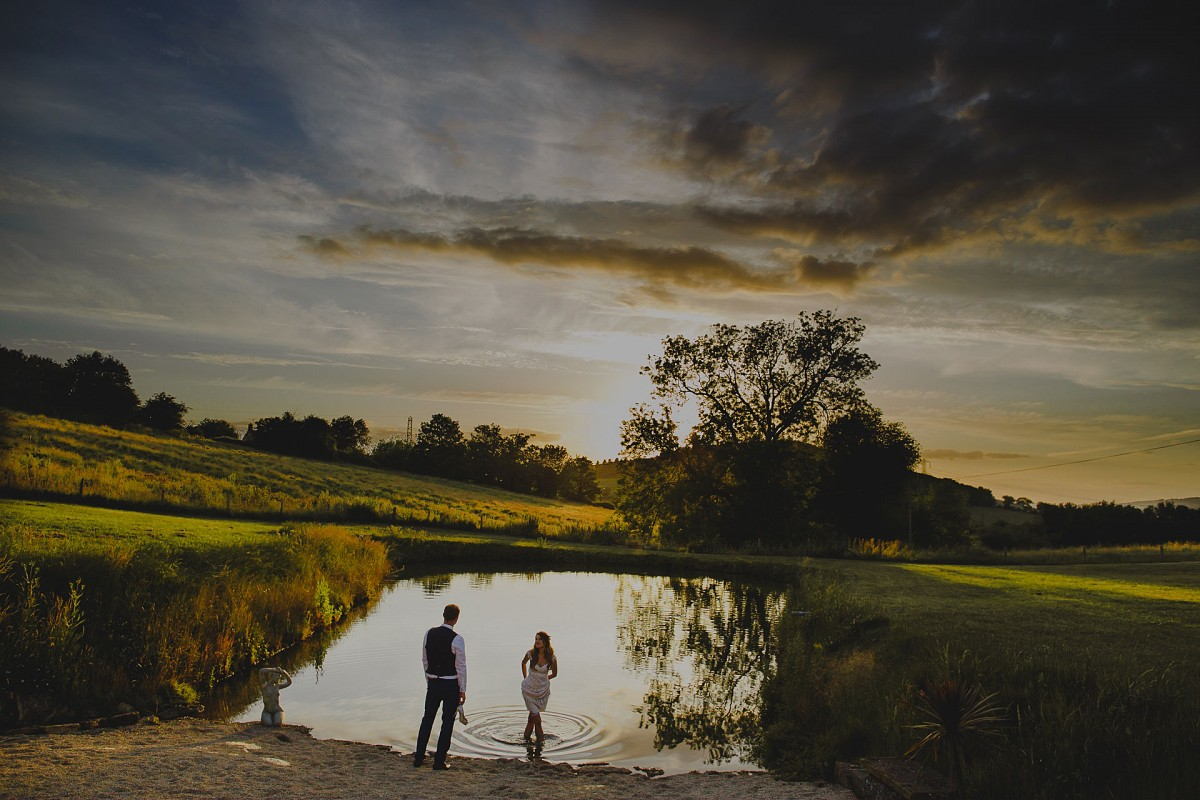 Sarah & Jim / Middle Stanley Farm, Cotswolds