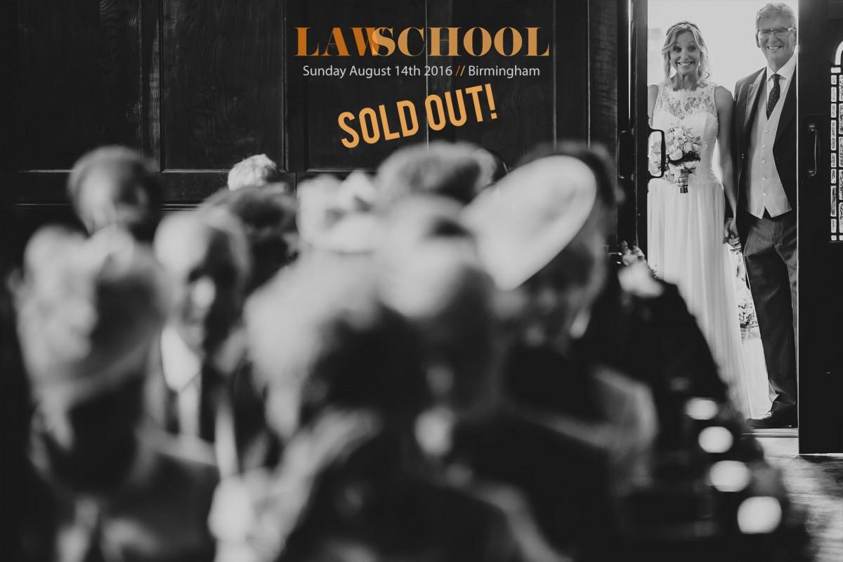 Law School / Wedding Photography Workshop / August 14th 2016 / Birmingham, UK
