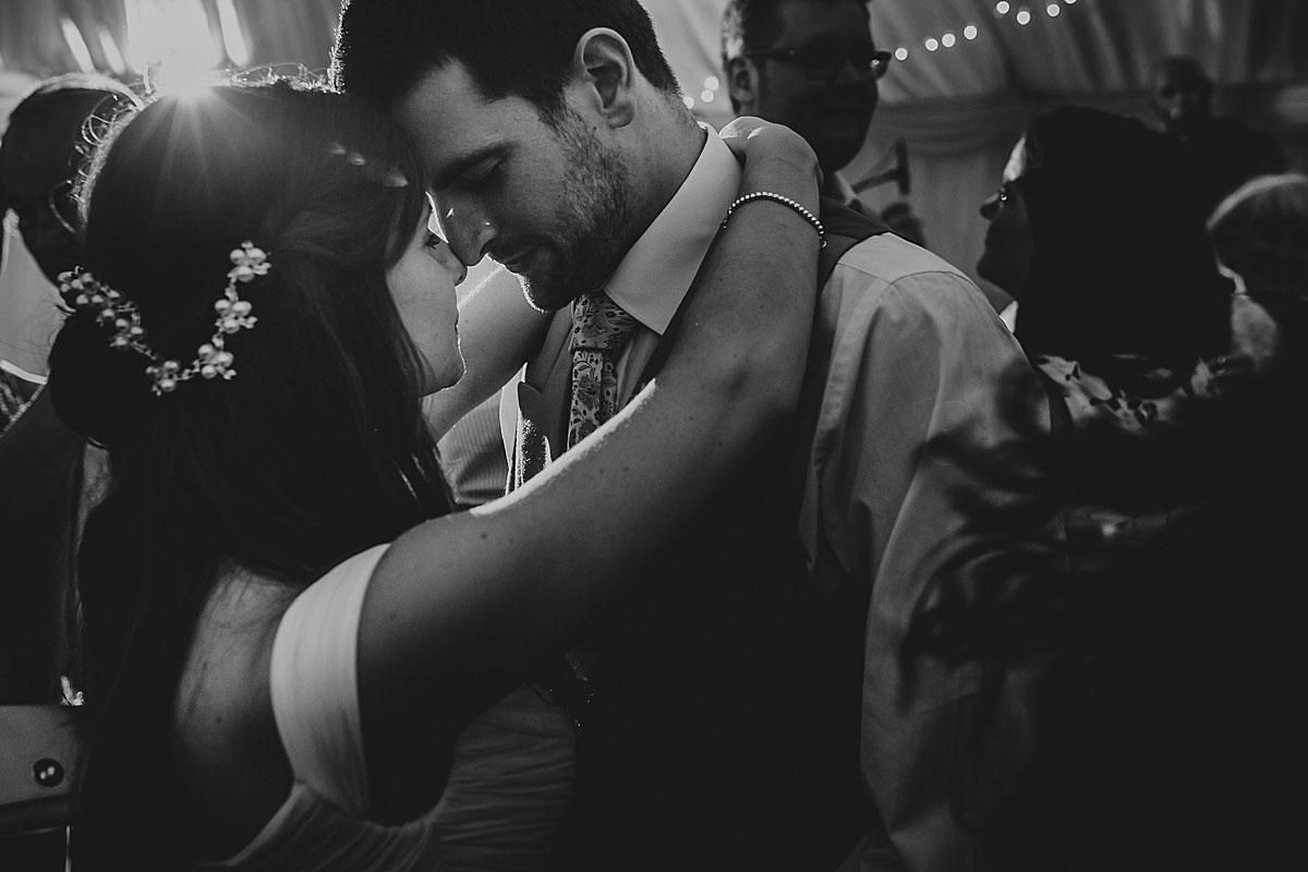 intmate wedding photography