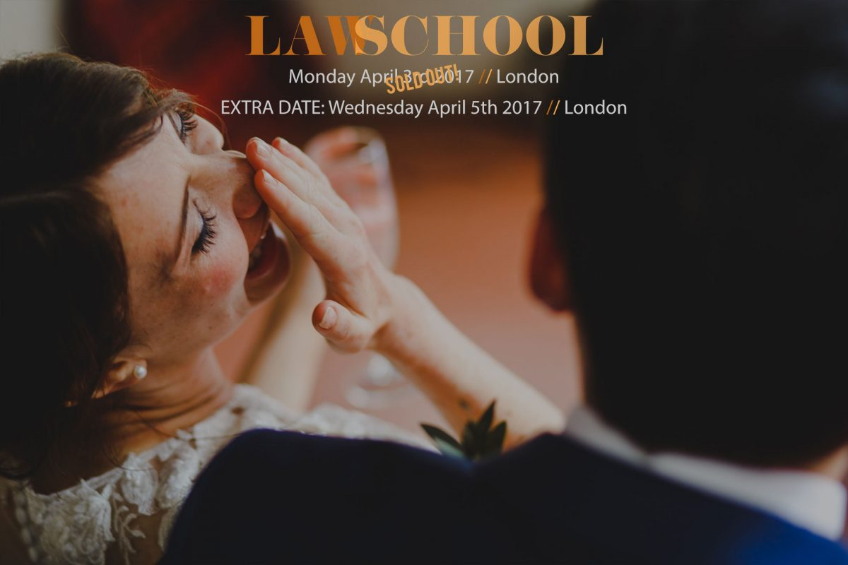 Law School / Wedding Photography Workshop / April 5th 2017 / London, UK