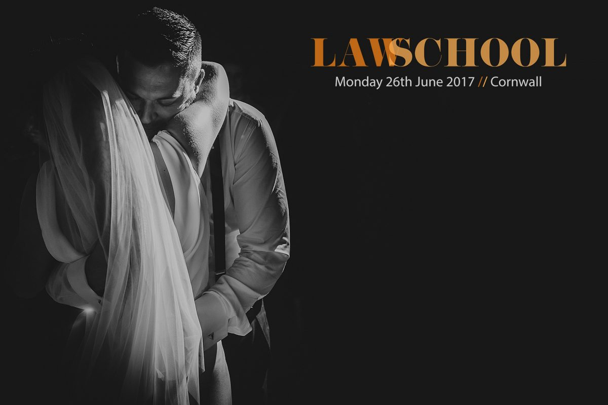 Law School / Wedding Photography Workshop / June 26th 2017 / Cornwall, UK