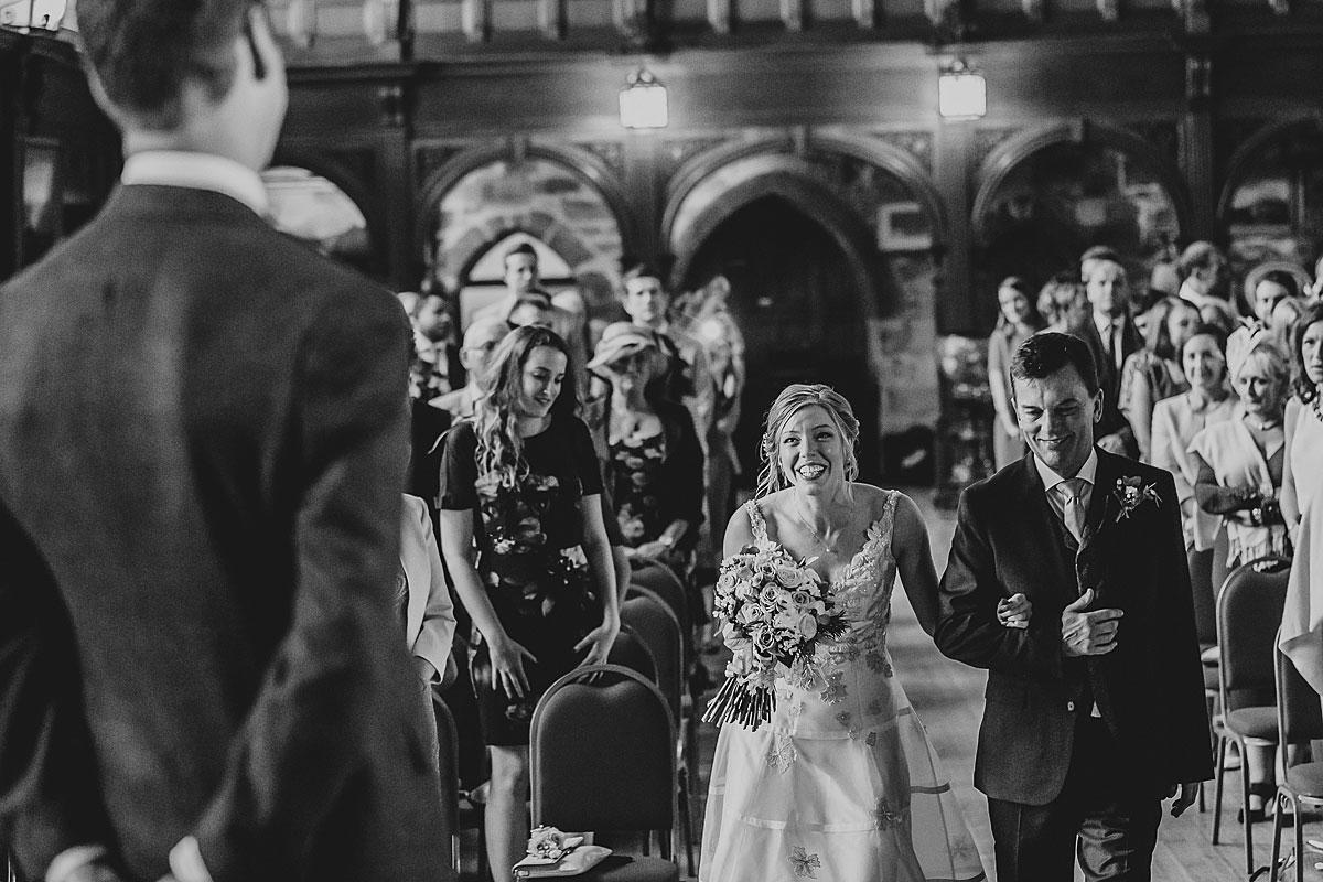 bamburgh castle wedding photos