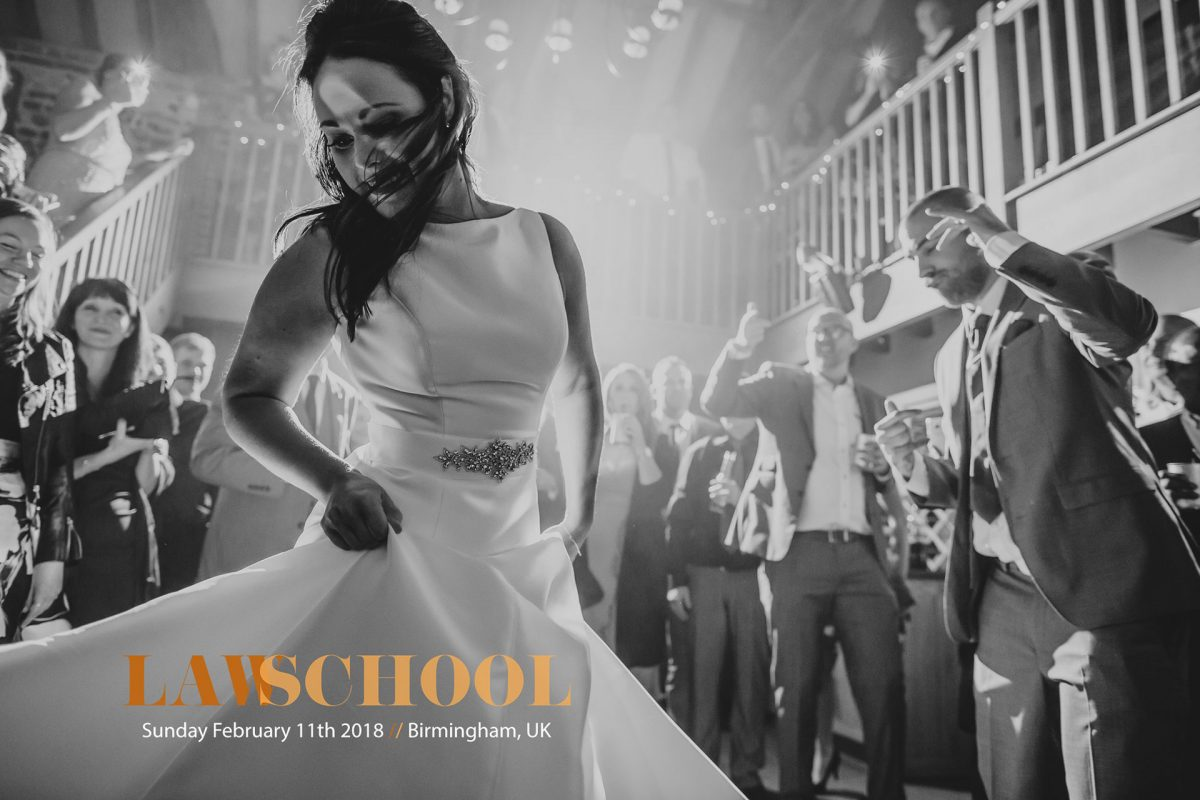 Law School / Wedding Photography Workshop / February 11th 2018 / Birmingham, UK
