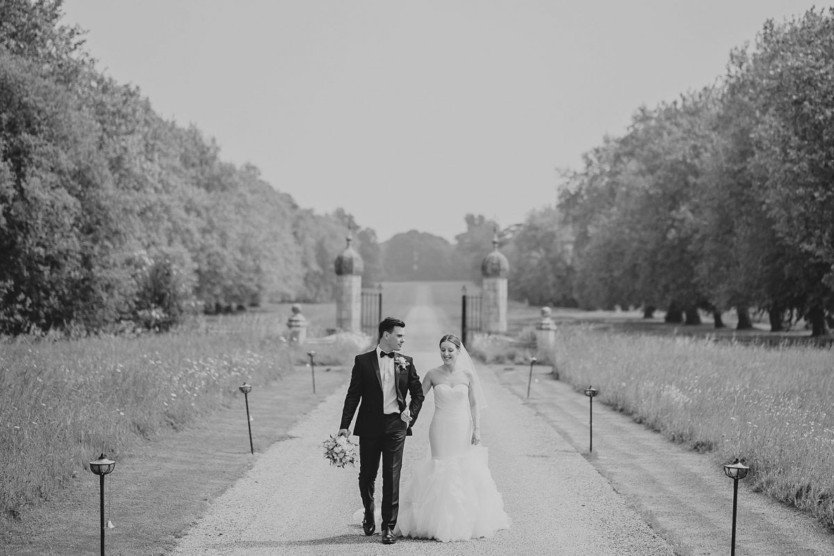 Hayley & Josh / Hengrave Hall, Suffolk