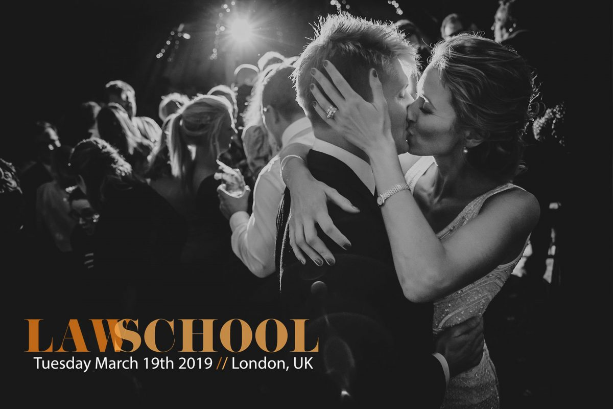 Law School / Wedding Photography Workshop / March 19th 2019 / London, UK