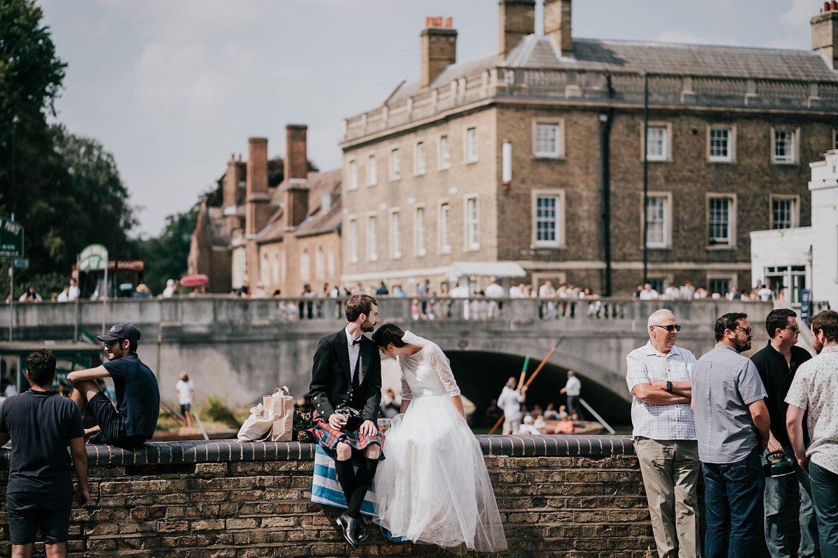 Jess & Stephen / Emmanuel College, Cambridge