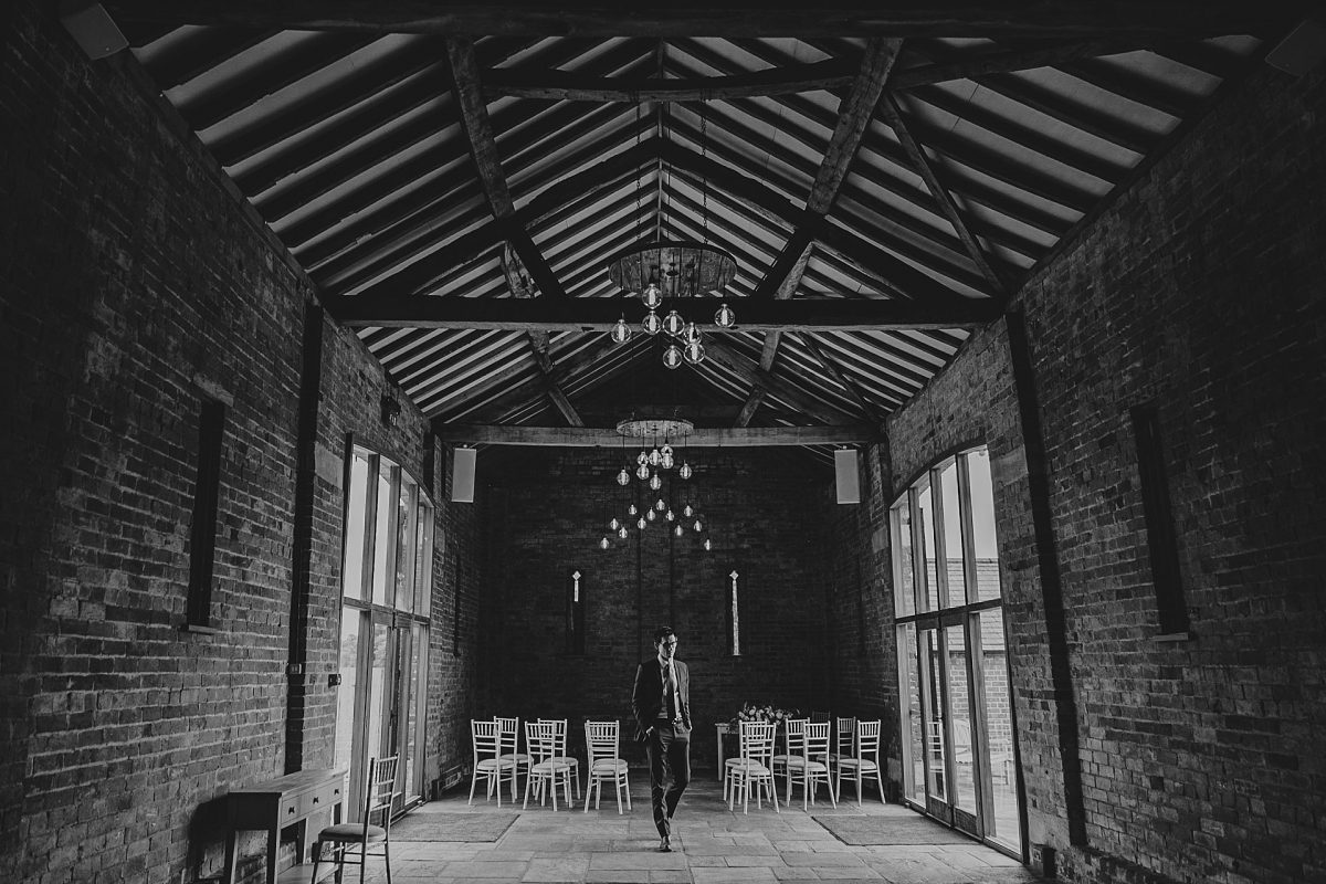Thoughts On An Image: The Groom Awaits...