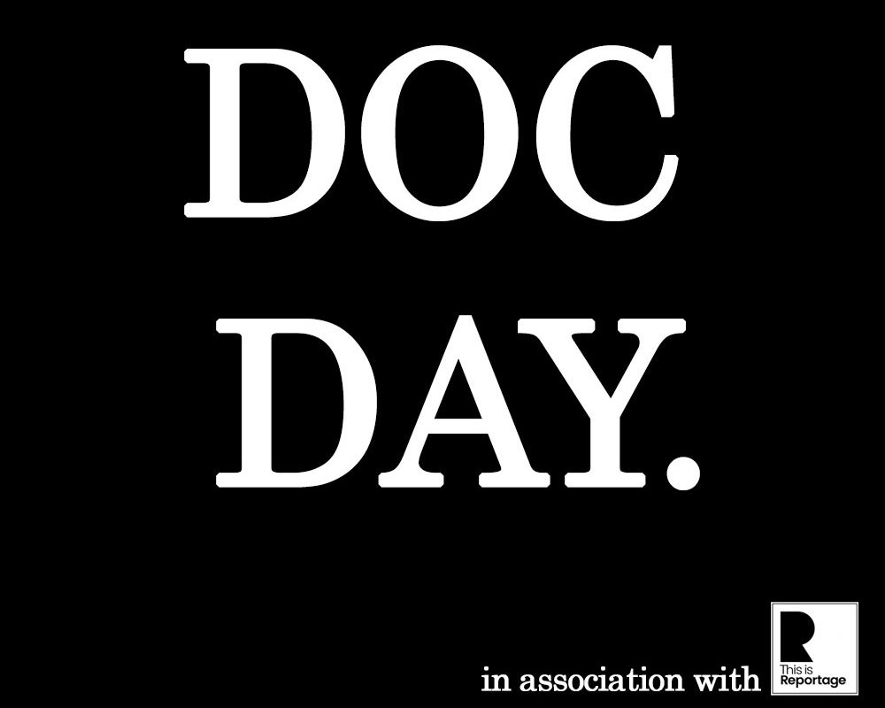 Speaking at Doc Day