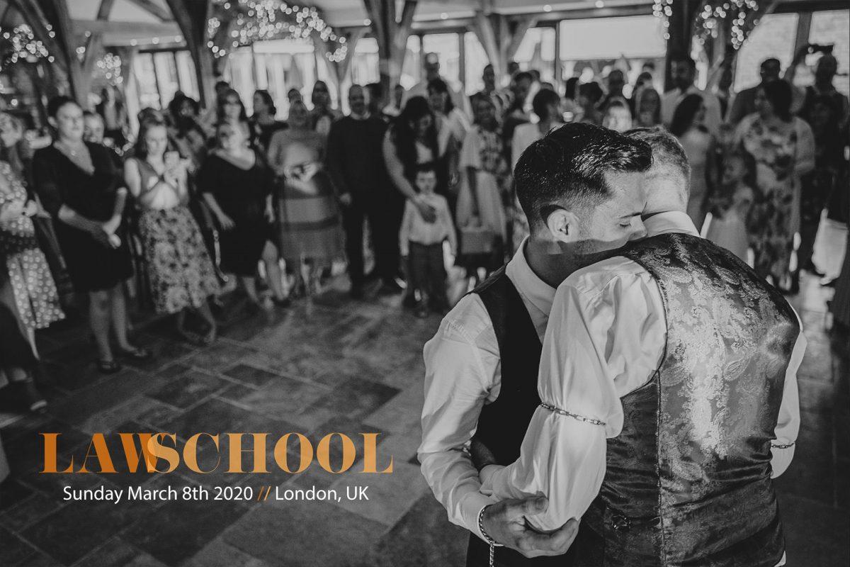 Law School / Wedding Photography Workshop / March 8th 2020 / London, UK