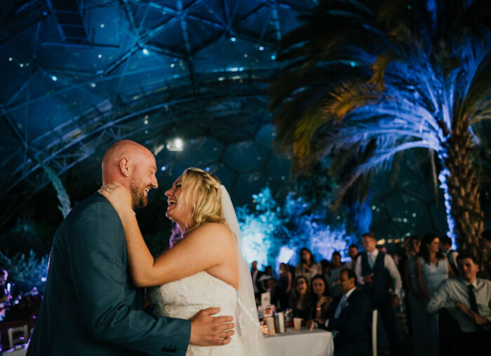 One Shot Preview: Zoe & Gareth / The Eden Project, Cornwall